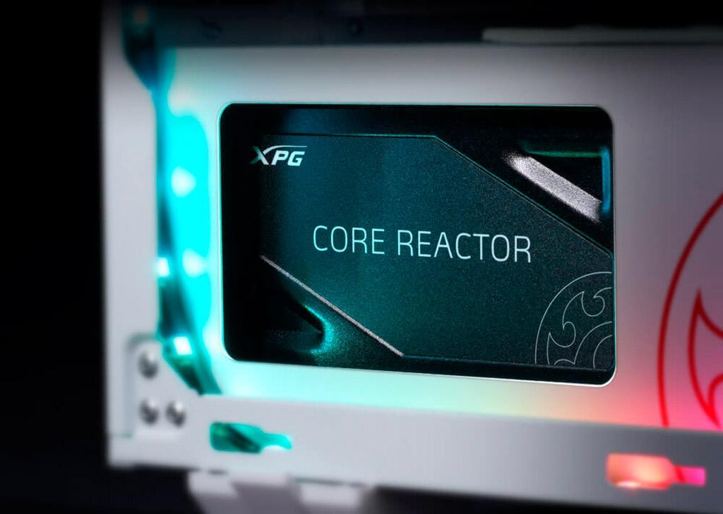 ADATA дебютирует на рынке блоков питания с линейкой XPG Core Reactor