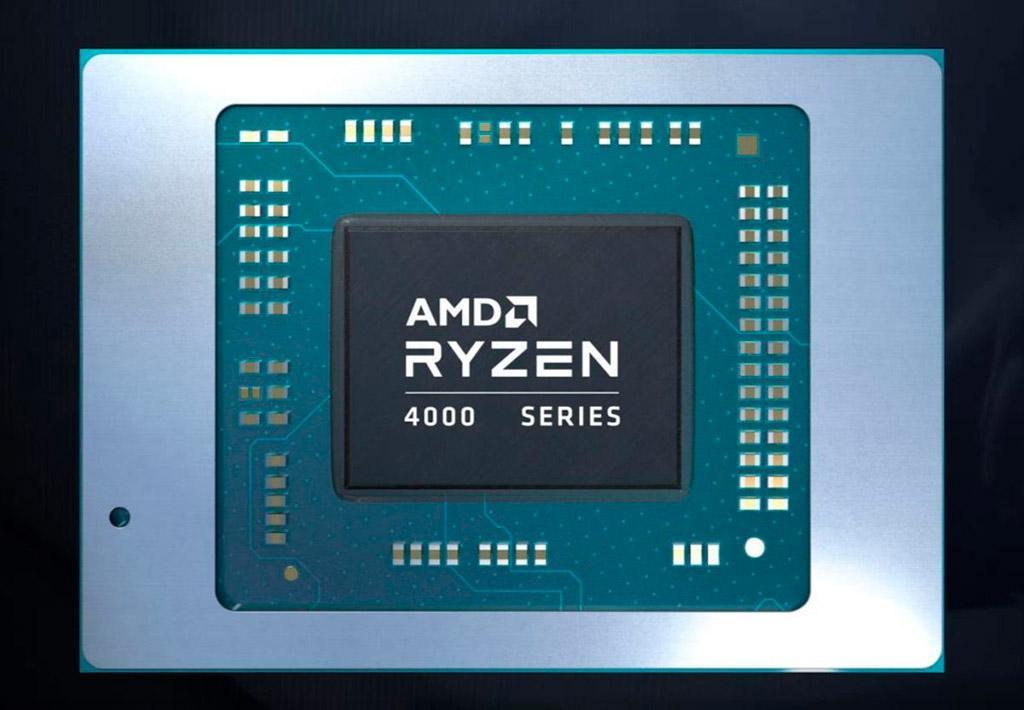 Замечен мобильный процессор AMD Ryzen 7 Extreme Edition