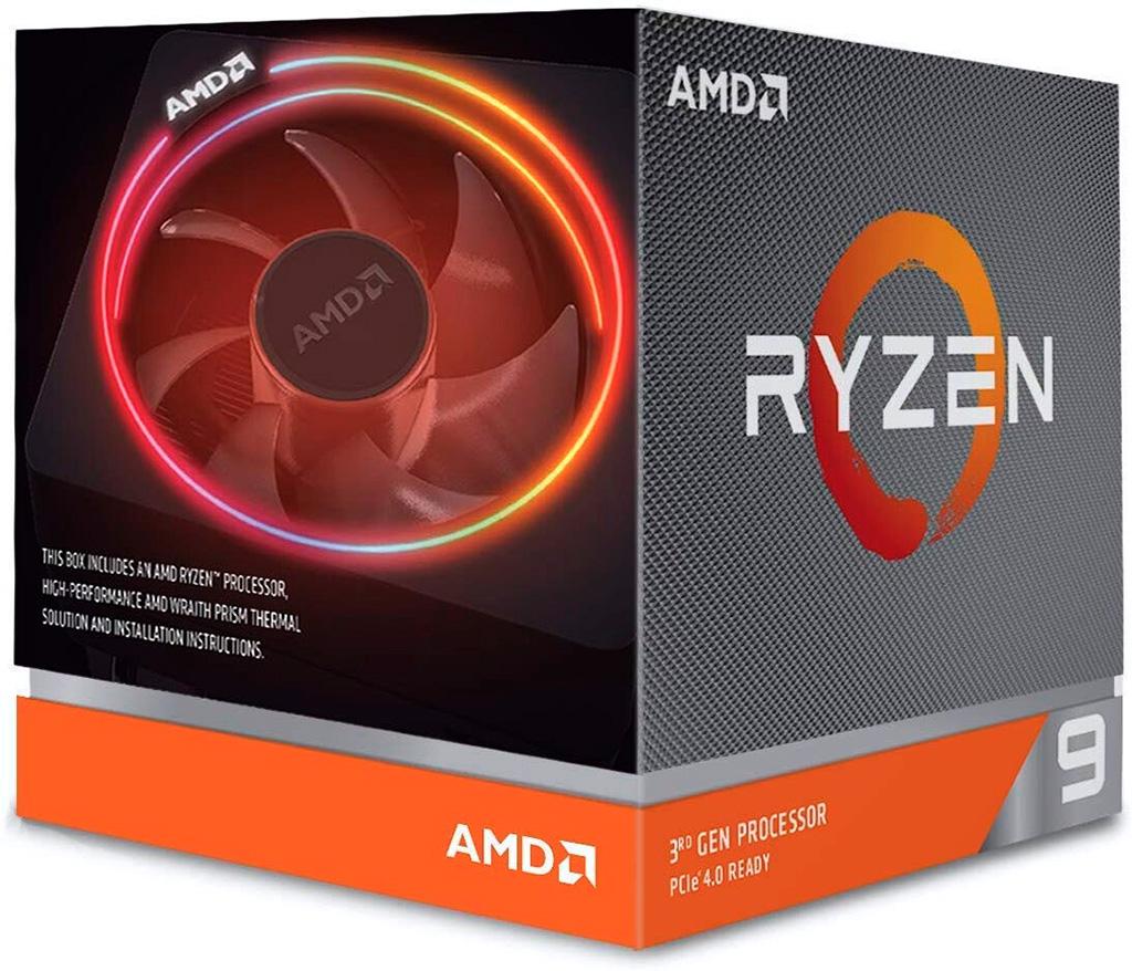 AMD ответила на релиз Intel Core 10th Gen уценкой 12-ядерника Ryzen 9 3900X