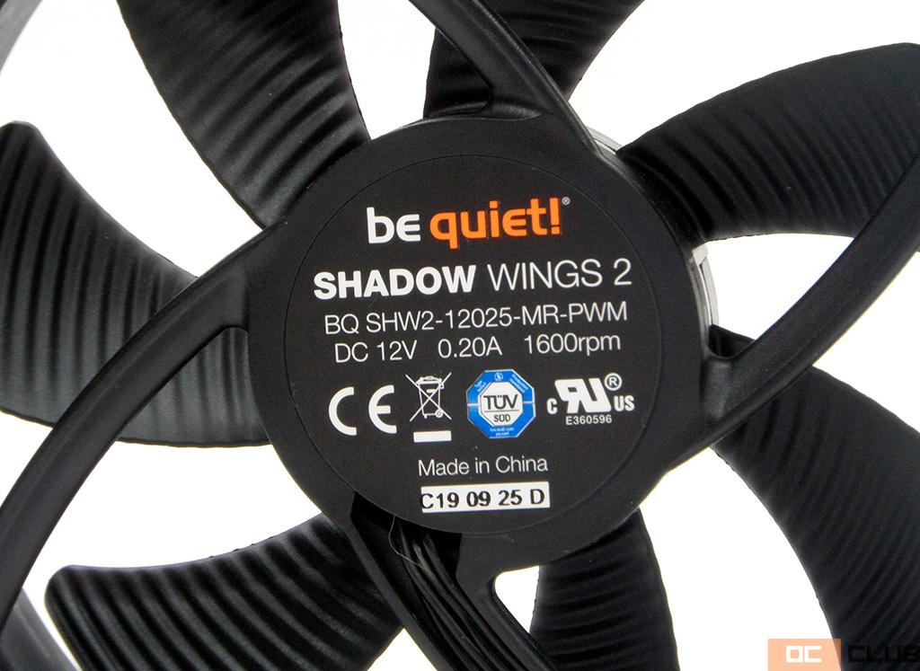 Be Quiet! Shadow Rock 3: обзор. На тишину точёный