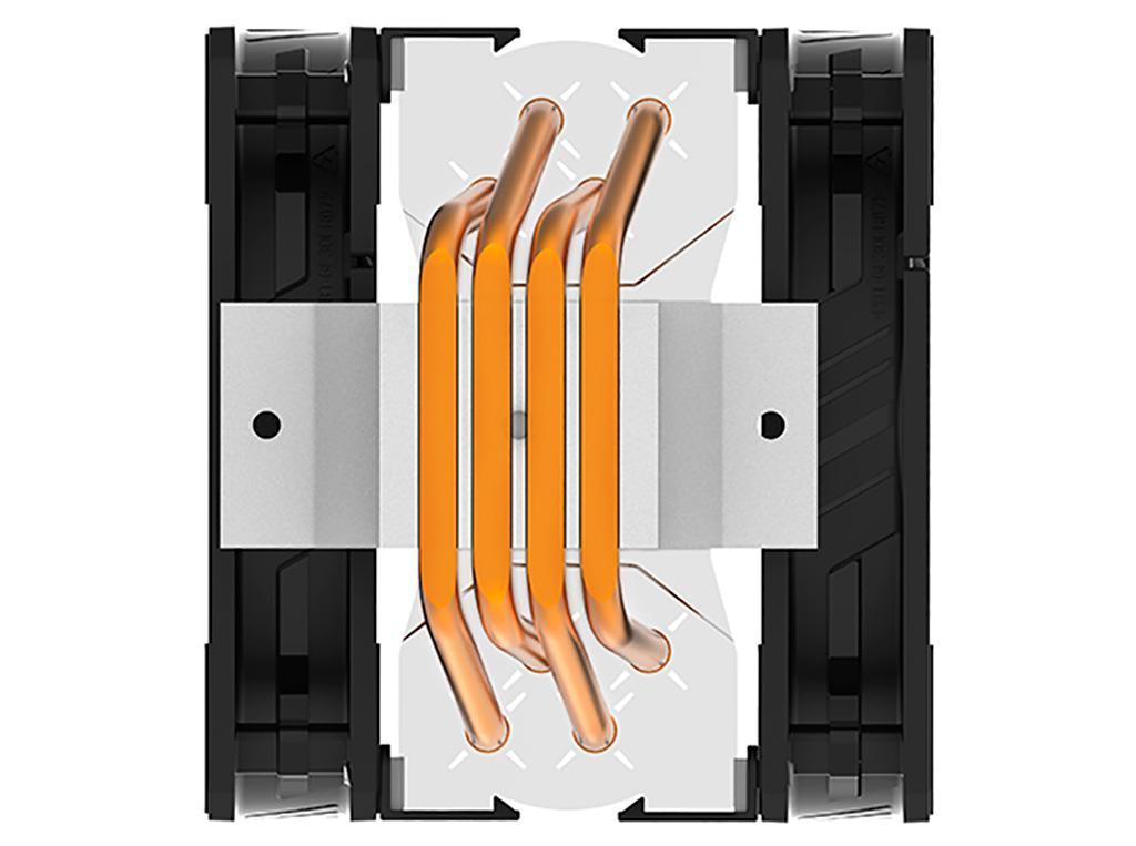 Процессорный кулер Cooler Master Hyper 212 ARGB Turbo эксклюзивен для рынка Азии и Европы