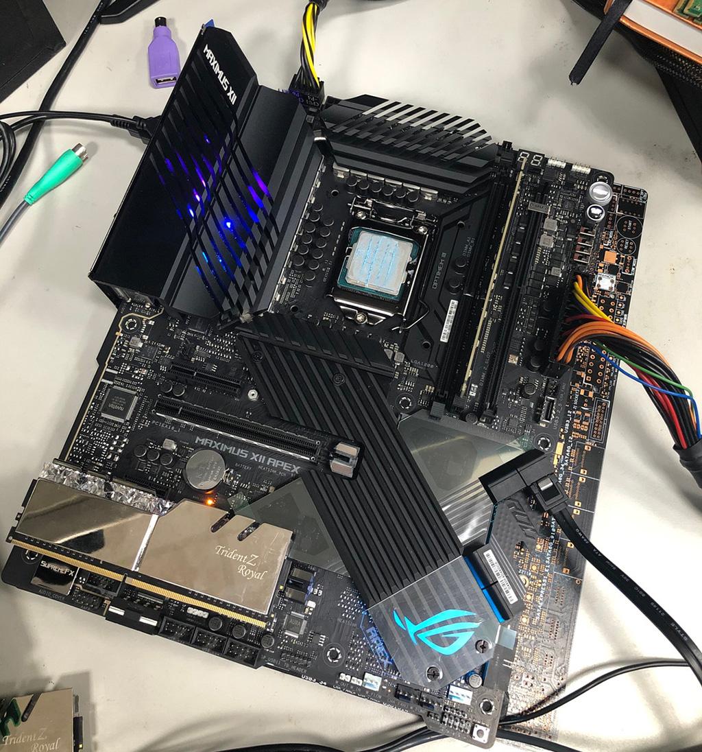 DDR4-6666 – новый абсолютный рекорд частоты работы оперативной памяти