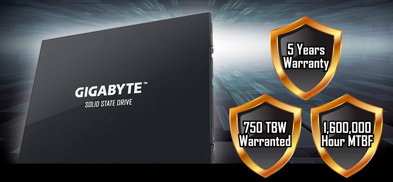 Накопители Gigabyte UD Pro переехали на новые чипы памяти, став намного выносливее