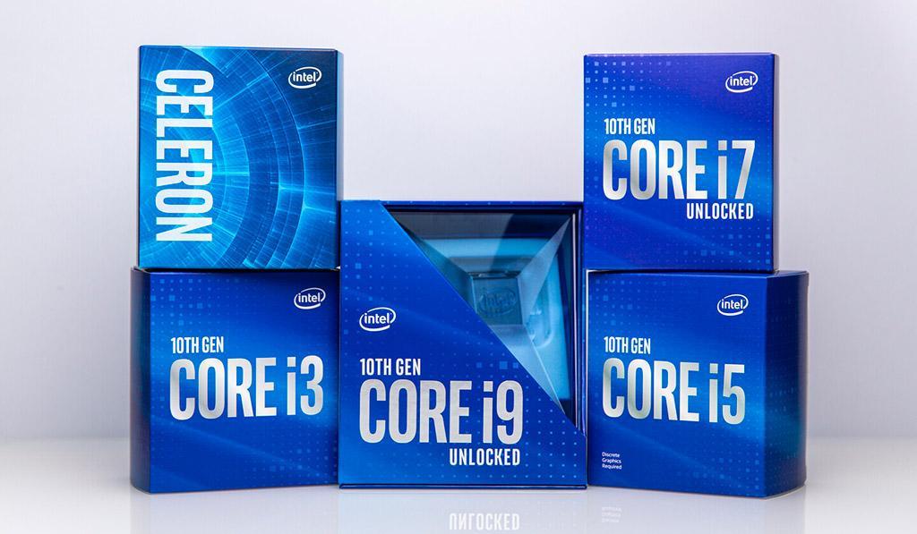 """Первыми в продажу из Intel Core 10-го поколения поступят модели с индексом """"K"""" (обновлено)"""