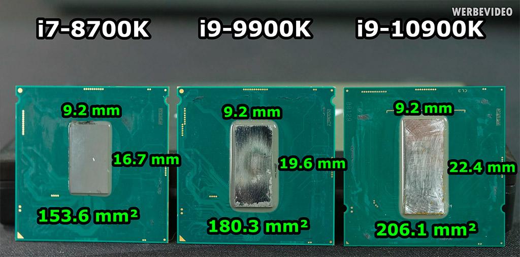 Скальпирование Intel Core i9-10900K – затея не бессмысленная. Выясняем эффективность припоя Comet Lake-S