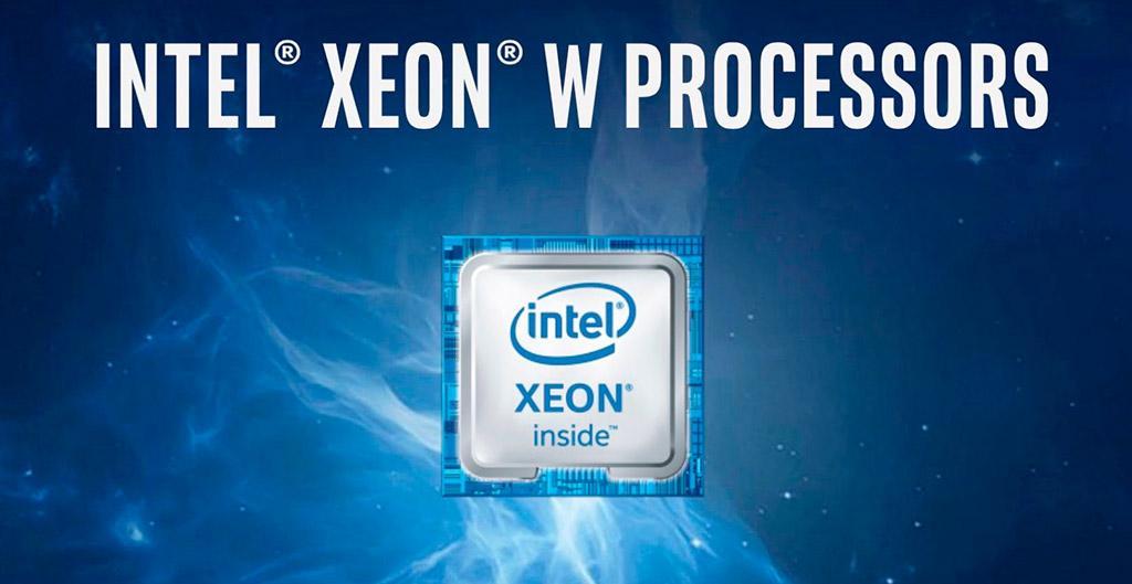 Ожидаются процессоры Intel Xeon W в конструктиве LGA1200
