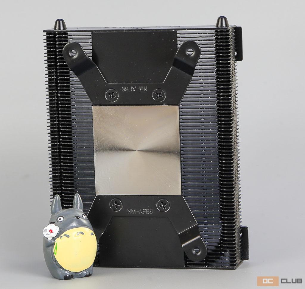 Noctua NH-L9a chromax.black: обзор. Концентрат процессорного кулера