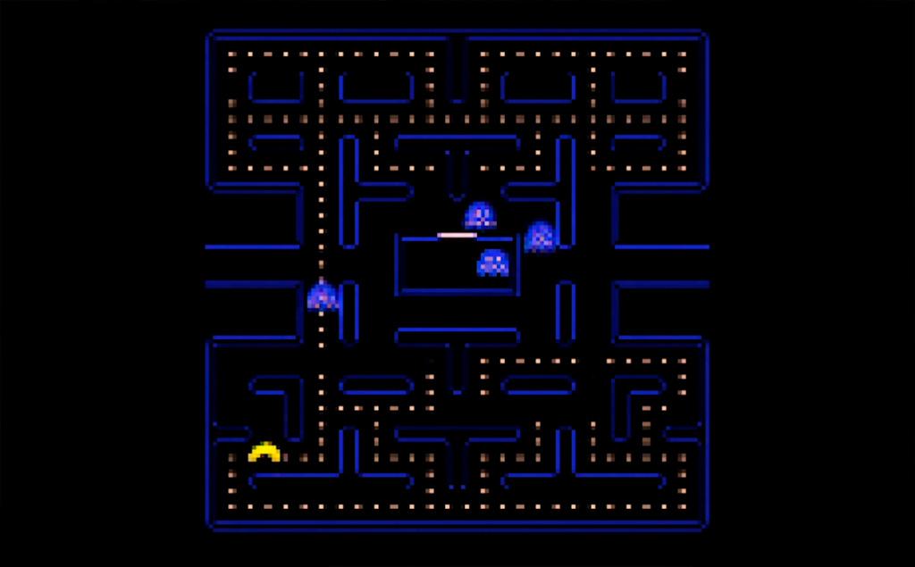 Специалисты NVIDIA воссоздали Pac-Man на основе нейросетей и ИИ