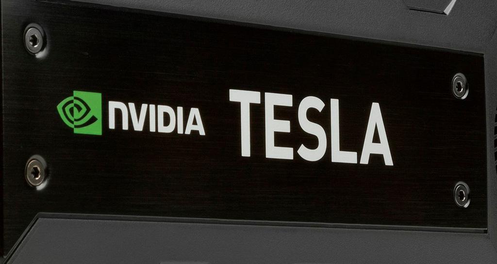 NVIDIA больше не будет использовать бренд Tesla, чтобы не путали с Tesla