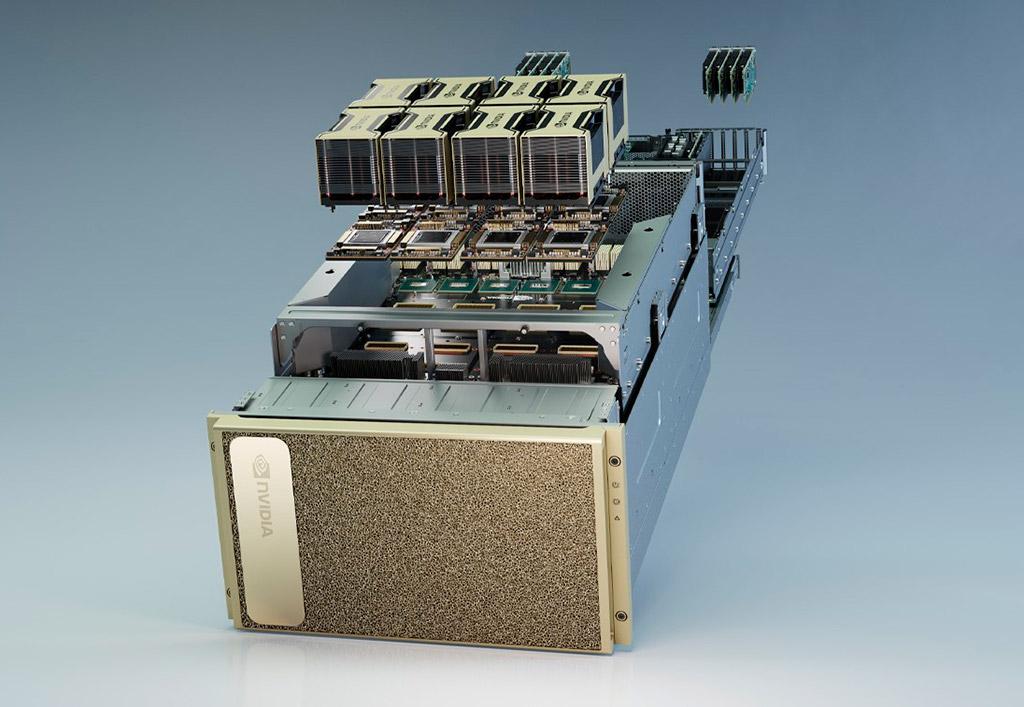 NVIDIA Tesla A100 – первая графическая карта на архитектуре Ampere с рекордно огромным GPU