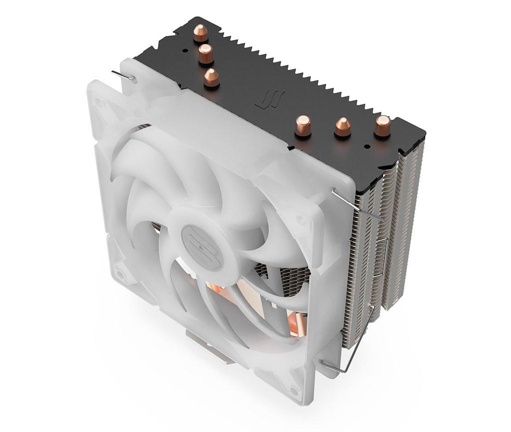 В линейку процессорных кулеров SilentiumPC Spartan 4 вошел целый квартет моделей