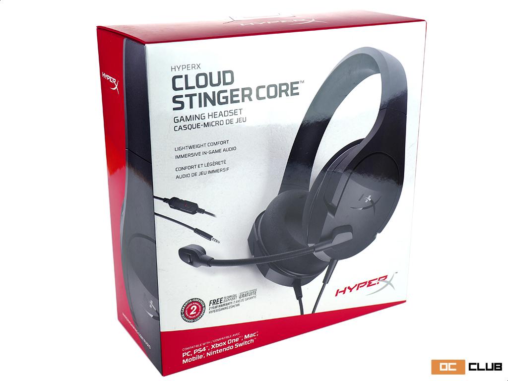 HyperX Cloud Stinger Core: Сводный обзор стерео-гарнитур. Стильные, легкие и практичные