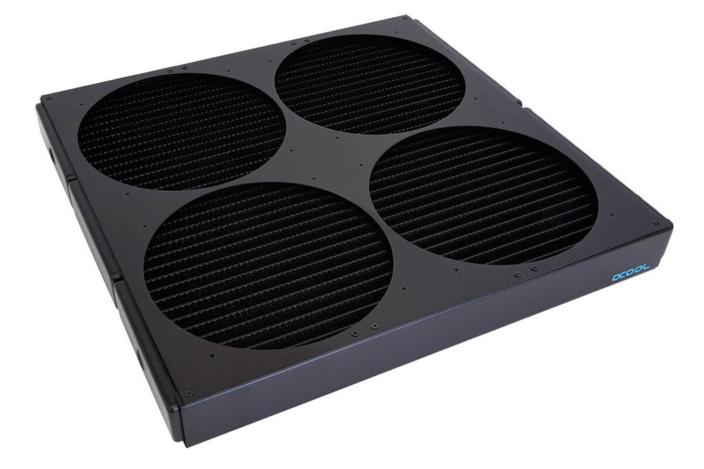 Alphacool предлагает больше медных радиаторов серии XT45 и ST30