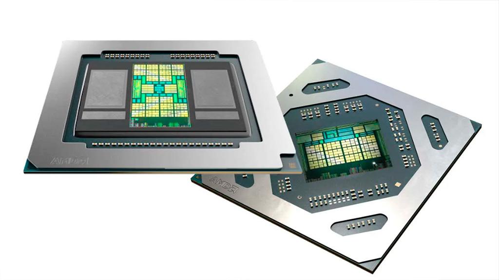 Ничего быстрее MacBook не видывал: первые тесты AMD Radeon Pro 5600M с памятью HBM2