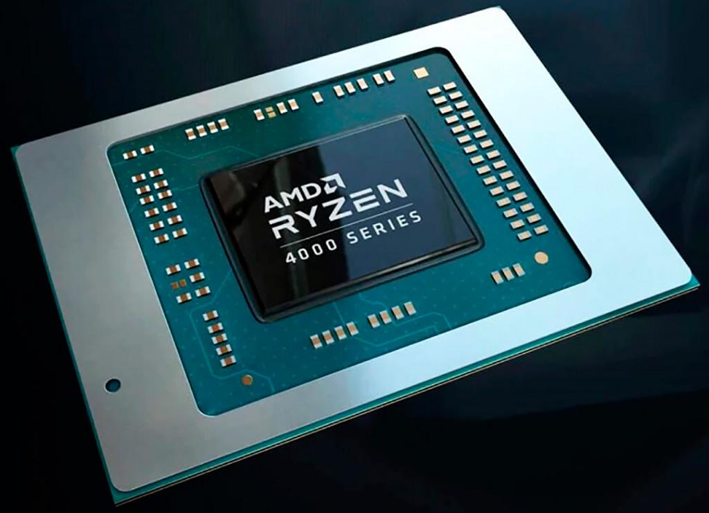 4-ядерный AMD Ryzen 3 4300U (Renoir) способен работать вообще без охлаждения, и даже проходить тесты