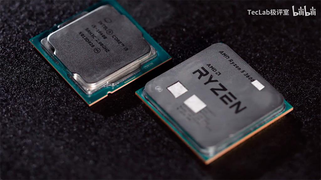 В битве AMD Ryzen 5 3600XT vs Intel Core i5-10400 победителя не определить