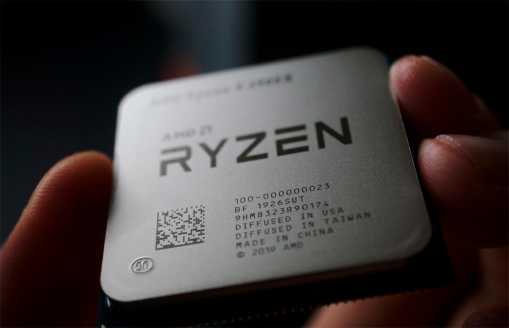На удивление бодро AMD Ryzen 7 3800XT показал себя в бенчмарке AotS