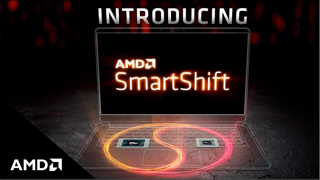 AMD подтвердила, что технология SmartShift в этом году будет лишь в одном ноутбуке