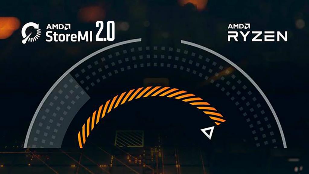 AMD StoreMI не позабыта. Версия 2.0 в разработке