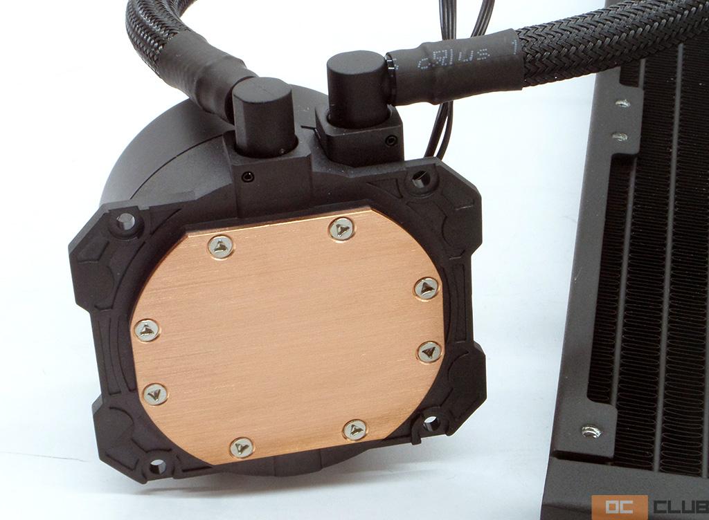 Cooler Master MasterLiquid ML240L V2 RGB: обзор. Яблочко от яблоньки далеко укатилось