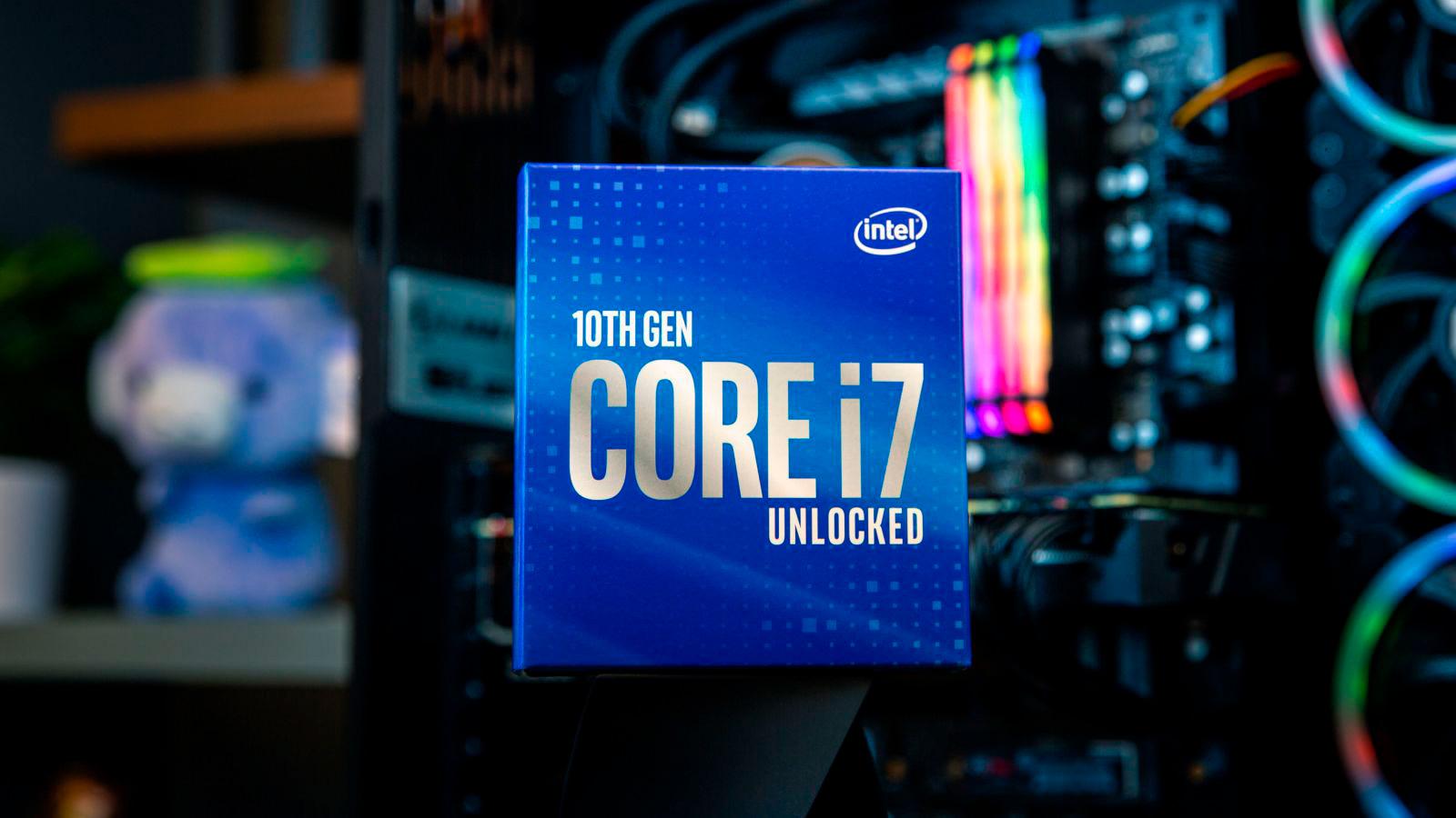 Стоимость отборных Core i7-10700K достигает $560