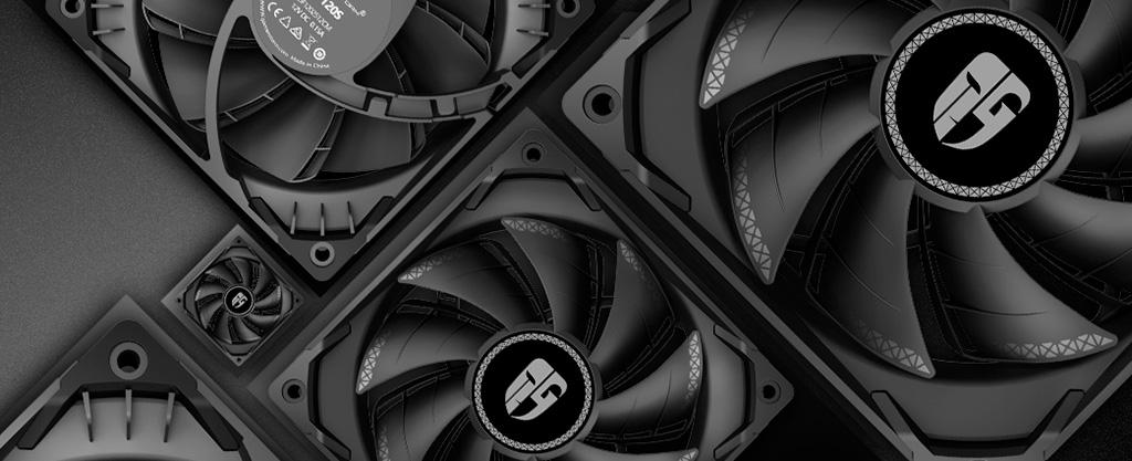 Вентиляторы DeepCool GamerStrom TF-120S и TF-140S «заточены» под радиаторы СВО