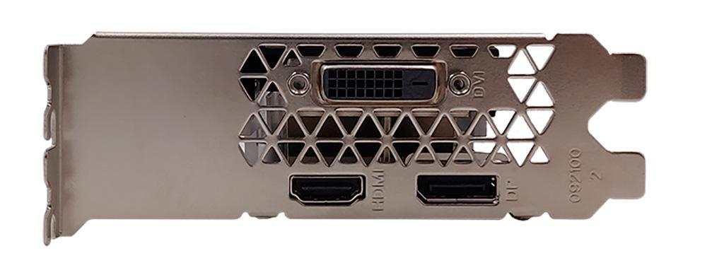 Низкопрофильная Manli GeForce GTX 1650 Low Profile примечательная не только «низкопрофильностью»