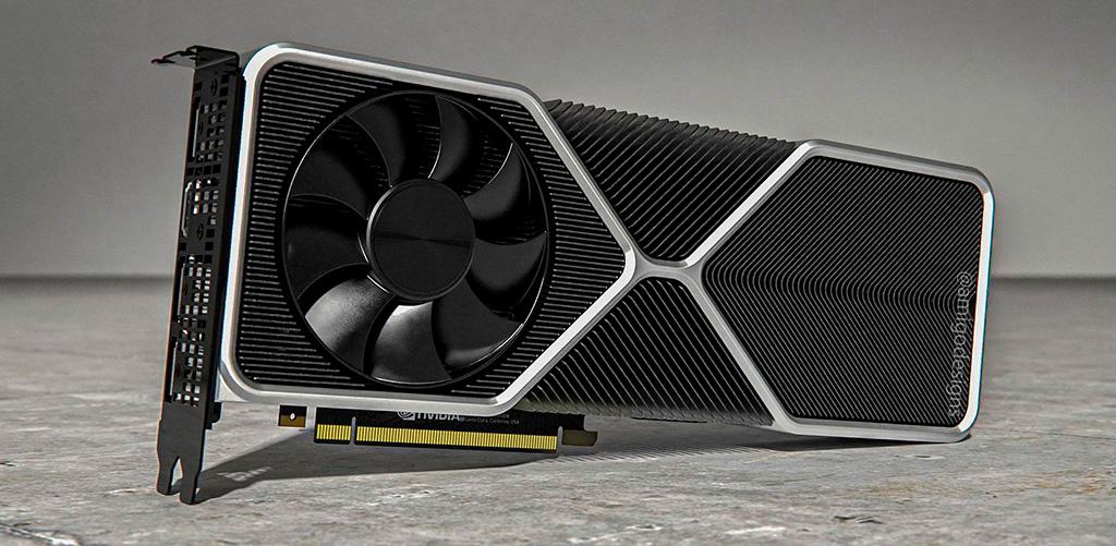 Рассматриваем любительские рендеры референсной NVIDIA GeForce RTX 3080