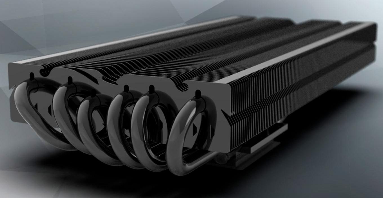 12-трубный кулер для видеокарт Raijintek Morpheus 8057 получился очень совместимым