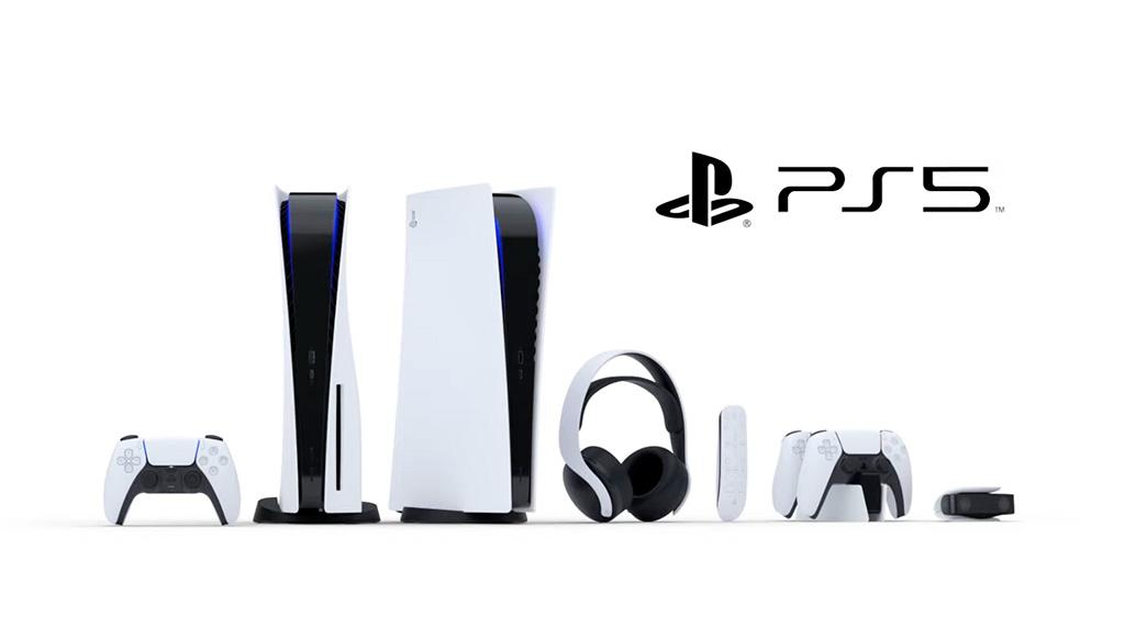 Sony PlayStation 5 будет выглядеть так