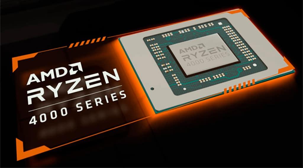 APU AMD Ryzen 4000 (Renoir) способны работать с памятью в режиме DDR4-5600