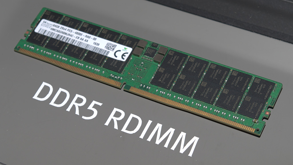 Стандарт памяти DDR5 окончательно утверждён