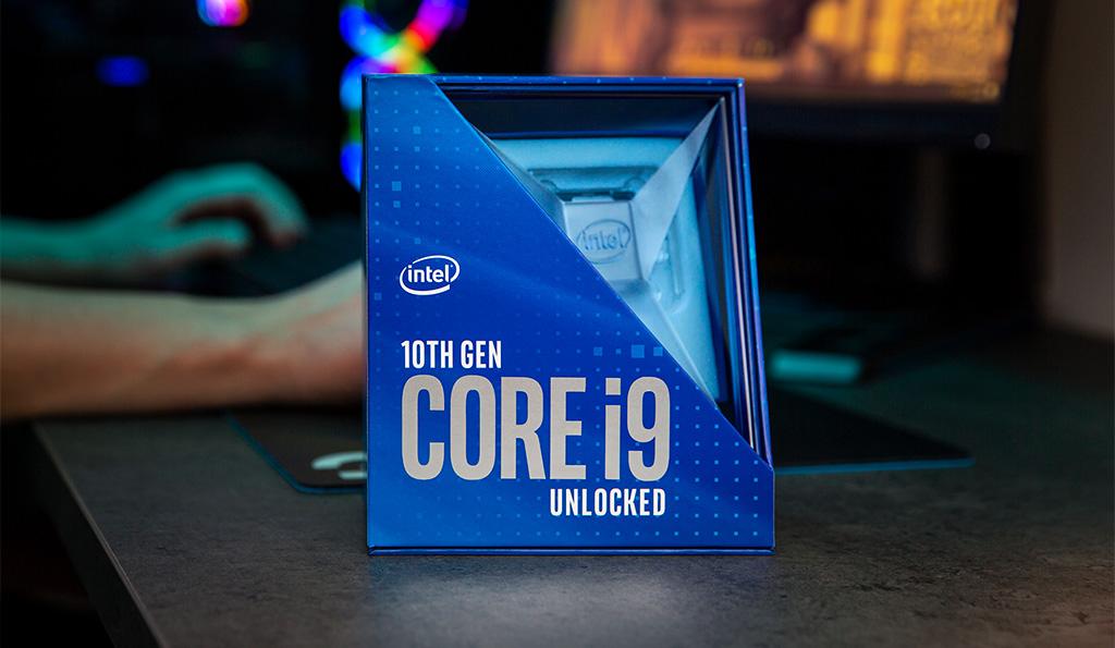 Intel Core i9-10850K официально представлен