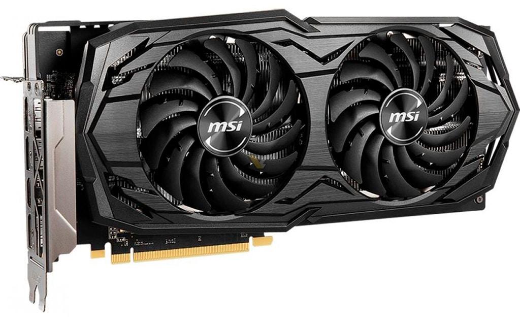 На подходе видеокарты MSI Radeon RX 5600 XT Gaming M