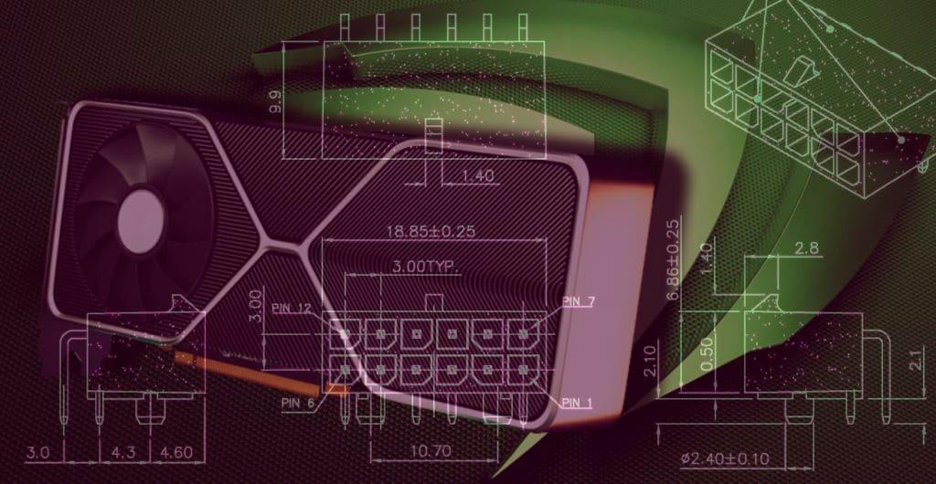 Слух: видеокарты NVIDIA GeForce RTX 3000 получат новый 12-контактный разъём питания