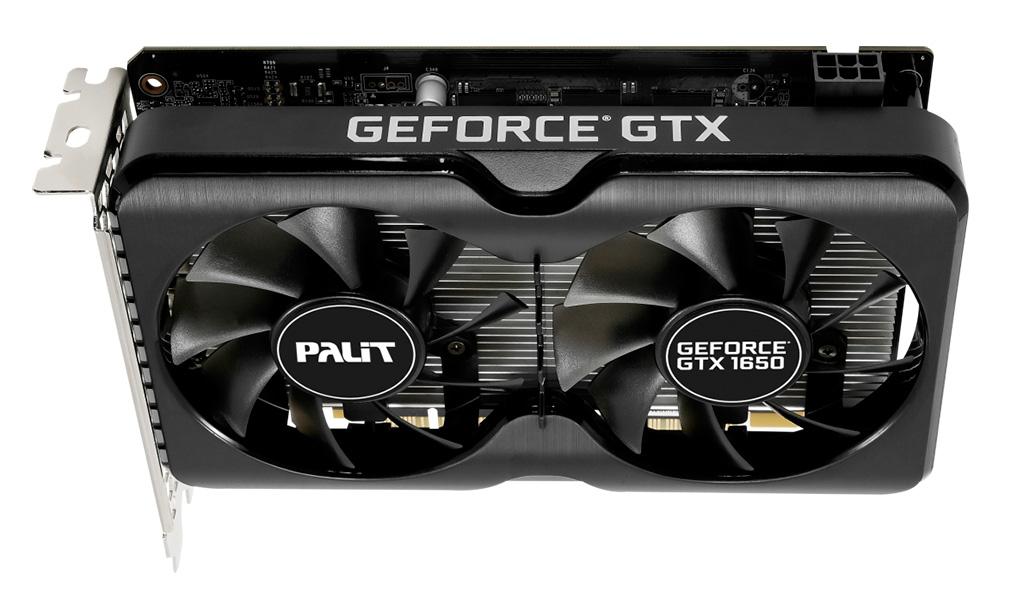Palit представляет видеокарты серии GeForce GTX 1650 Super GamingPro (обновлено)