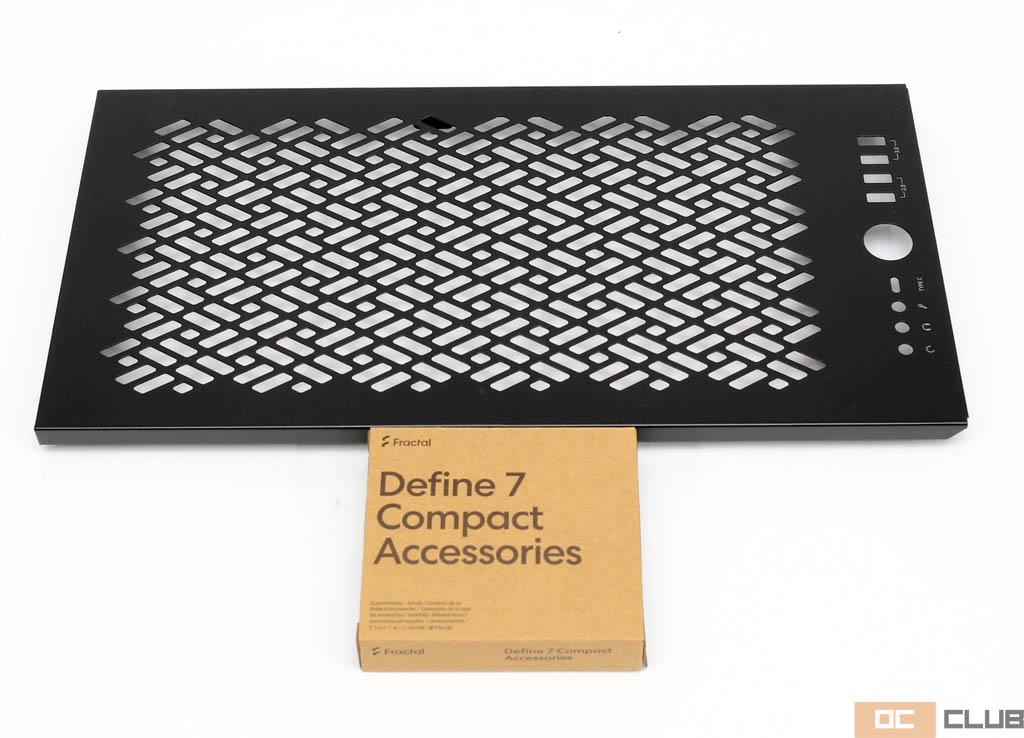 Fractal Design Define 7 Compact: обзор. На 4,3 из 5