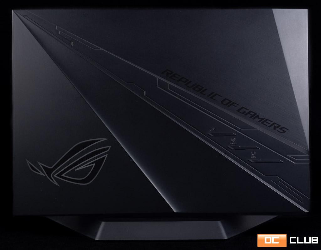 Беспроводной маршрутизатор ASUS ROG Rapture GT-AC2900: обзор. Роутер с RGB-подсветкой это не фантастика