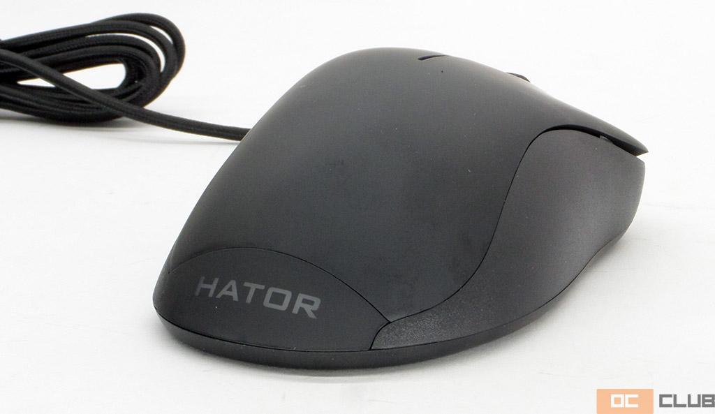 Hator Vortex Evo: обзор. Бюджетная мышь на флагманском сенсоре