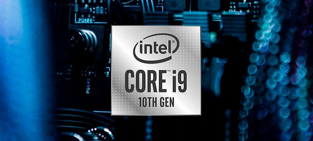 Процессор Intel Core i9-10910 эксклюзивен для компьютеров Apple