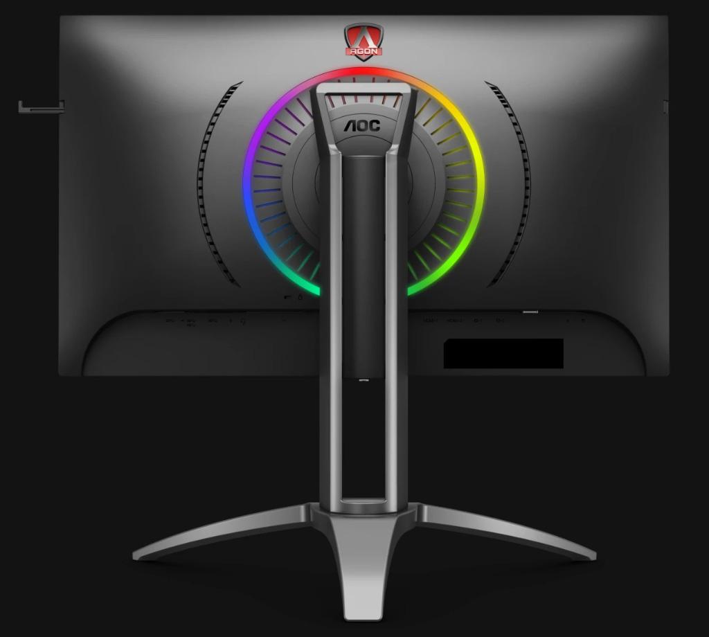 Монитор AOC Agon AG273QXP получил сертификат FreeSync Premium и RGB-подсветку