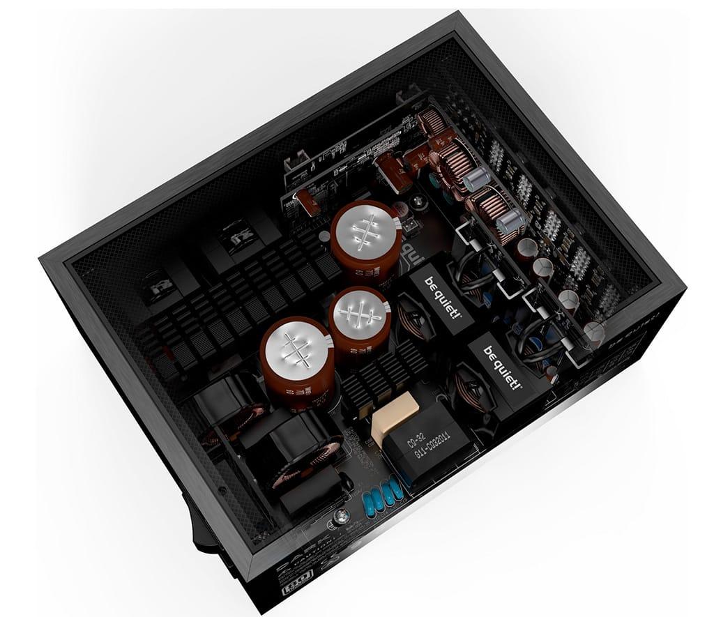 Be Quiet! Dark Power Pro 12 – топовые блоки питания с сертификатом 80 Plus Titanium