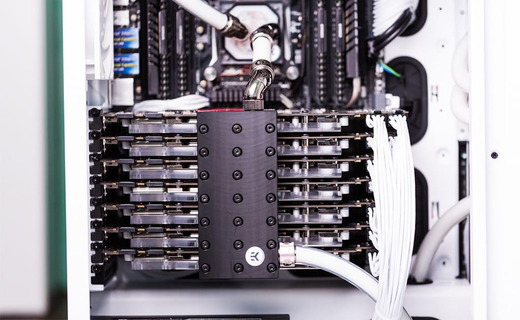 У EKWB водоблоки для видеокарт GeForce RTX 3000 будут готовы к релизу… или почти готовы