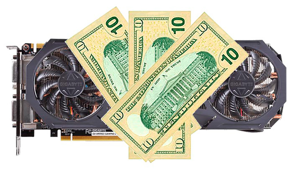 Слух: ценник GeForce RTX 3090 будет близок к 00