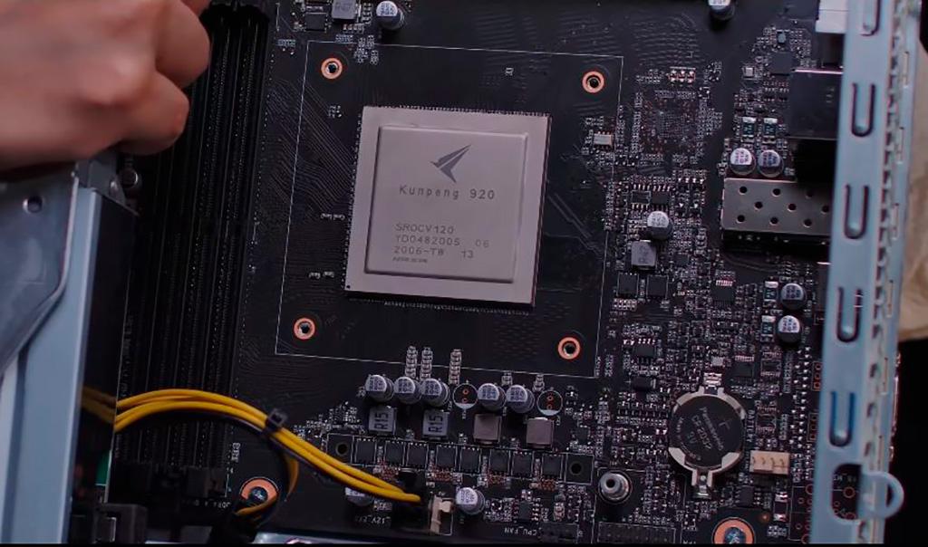 24-ядерный Huawei Kunpeng 920 бодрее Intel Core i9-9900K при многопоточной нагрузке