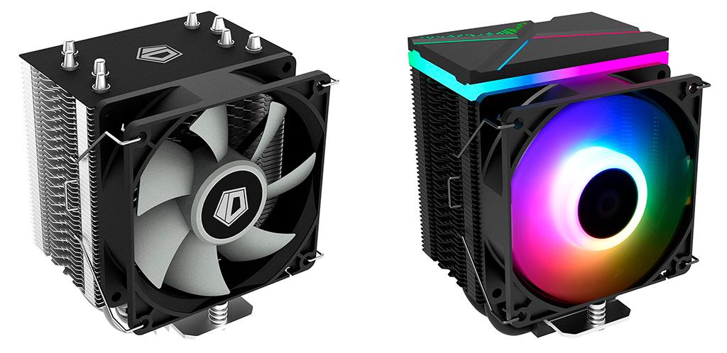 CPU-кулер ID-Cooling SE-914-XT представлен в двух версиях