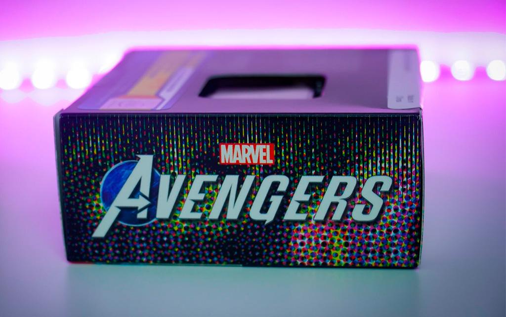 В комплект Intel Core Avengers Edition не входит игра Marvel's Avengers