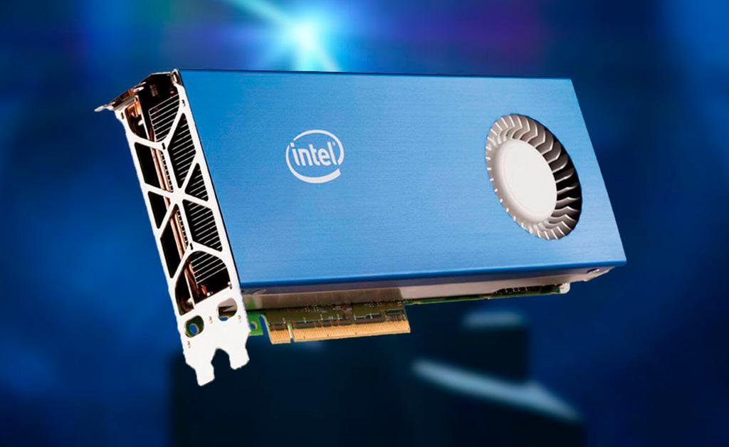 Игровые видеокарты Intel Xe-HPG выйдут в следующем году и получат аппаратную трассировку лучей