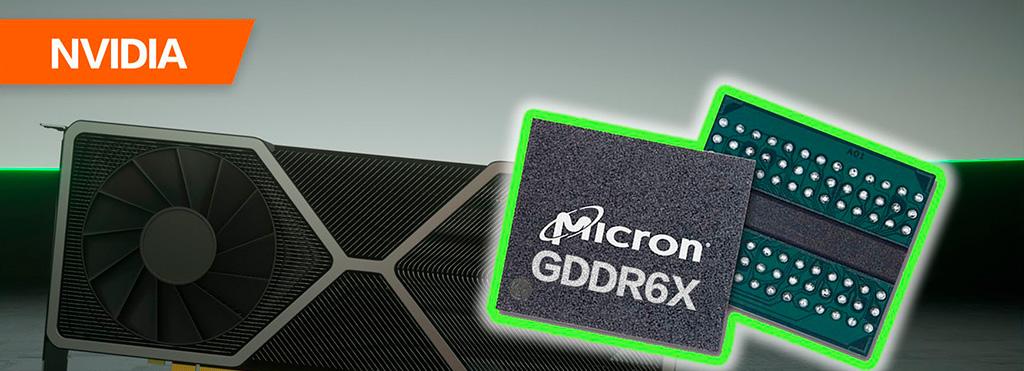 Охлаждение чипов памяти GDDR6X в составе GeForce RTX 3000 будет проблемой