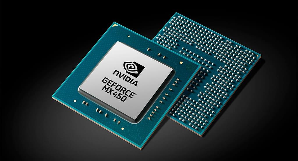 GeForce MX450 – первая видеокарта NVIDIA GeForce, поддерживающая интерфейс PCI-Express 4.0